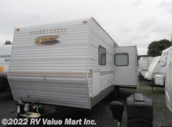 Used 2008  SunnyBrook Sunset Creek 267TRL by SunnyBrook from RV Value Mart Inc. in Lititz, PA