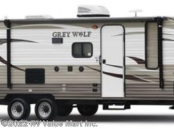 New 2018  Forest River Cherokee Grey Wolf 22BH by Forest River from RV Value Mart Inc. in Lititz, PA
