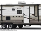 2018 Forest River Cherokee Grey Wolf 23QB
