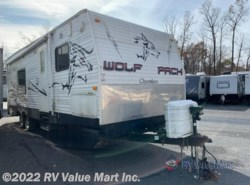 Used 2008  Forest River Cherokee Wolf Pack Sport 27DFWP