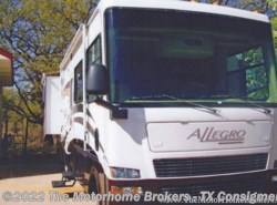 Used 2007  Tiffin Allegro 30DA by Tiffin from The Motorhome Brokers - TX in Texas