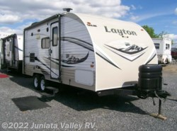 Used 2013  Skyline Layton Joey 204 by Skyline from Juniata Valley RV in Mifflintown, PA