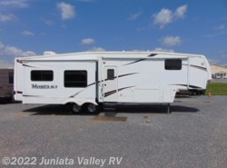 Used 2008  Keystone Montana 3400RL by Keystone from Juniata Valley RV in Mifflintown, PA