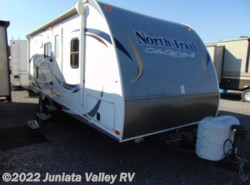 Used 2014  Heartland RV North Trail  Caliber Elite 21FBS