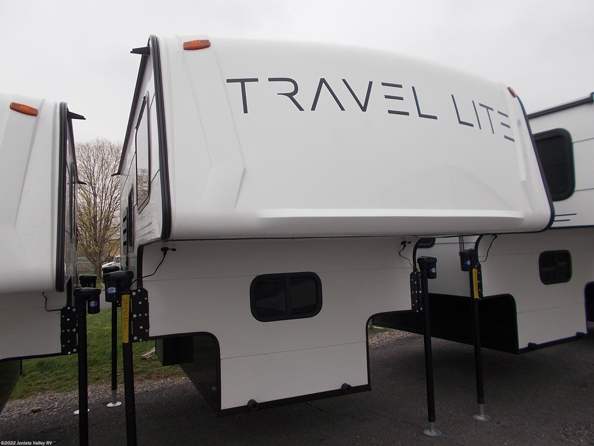 2022 Travel Lite Truck Campers 770RSL - Stock #7201