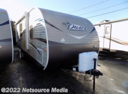 New 2018  Shasta Oasis 26BH by Shasta from Ashley's Boat & RV in Opelika, AL