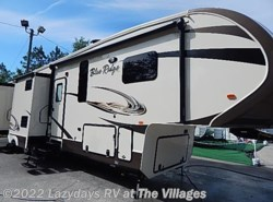 New 2016 Forest River Blue Ridge 3715BH available in Wildwood, Florida