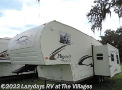 Used 2007  Forest River Flagstaff 8528BHSS by Forest River from Alliance Coach in Wildwood, FL