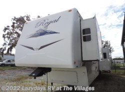 Used 2007  Fleetwood Regal 325RKTS by Fleetwood from Alliance Coach in Wildwood, FL