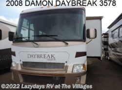 Used 2008  Damon Daybreak 3578 by Damon from Alliance Coach in Wildwood, FL