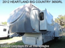 Used 2012 Heartland RV Big Country 3650RL available in Wildwood, Florida