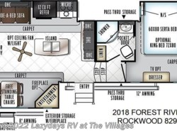 New 2018  Forest River Rockwood 8299 by Forest River from Alliance Coach in Wildwood, FL