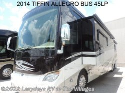 Used 2014  Tiffin Allegro Bus 45LP by Tiffin from Alliance Coach in Wildwood, FL
