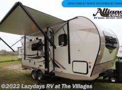 New 2018  Forest River Rockwood 2104S by Forest River from Alliance Coach in Wildwood, FL