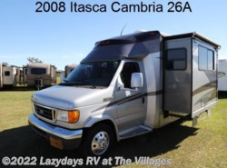 Used 2008  Itasca Cambria 26A
