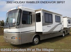 Used 2002  Holiday Rambler Endeavor 38PST by Holiday Rambler from Alliance Coach in Wildwood, FL