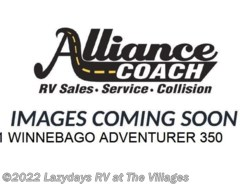 Used 2001  Winnebago Adventurer 350 by Winnebago from Alliance Coach in Wildwood, FL