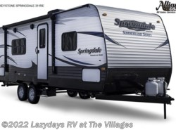 New 2018  Keystone Springdale 311RE by Keystone from Alliance Coach in Wildwood, FL