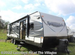 Used 2016  Keystone Springdale  by Keystone from Alliance Coach in Wildwood, FL