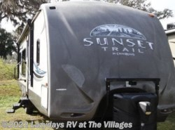 Used 2013  CrossRoads Sunset Trail  by CrossRoads from Alliance Coach in Wildwood, FL