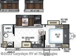 New 2019  Forest River Rockwood  by Forest River from Alliance Coach in Wildwood, FL