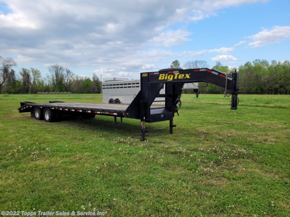 2012 Big Tex 22GN 102X30 GN available in Bossier City, LA