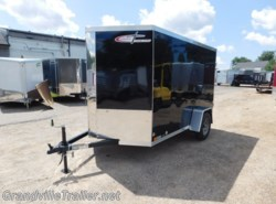 2021 Cross Trailers Alpha Series 610SA-Arrow