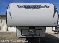 New 2015  Keystone Springdale 286FWBH by Keystone from Tiara RV Sales in Elkhart, IN