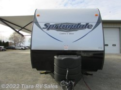 New 2016 Keystone Springdale 270LE available in Elkhart, Indiana