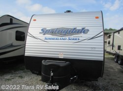 New 2017  Miscellaneous  SUMMERLAND 2020QB by Miscellaneous from Tiara RV Sales in Elkhart, IN