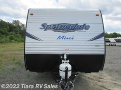 New 2018  Keystone  SUMMERLAND Mini 1750RD by Keystone from Tiara RV Sales in Elkhart, IN