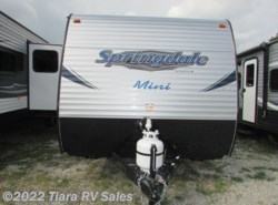 New 2018  Keystone Springdale Summerland MINI 1700FQ by Keystone from Tiara RV Sales in Elkhart, IN