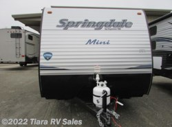New 2018  Keystone Springdale Summerland MINI 1800BH by Keystone from Tiara RV Sales in Elkhart, IN