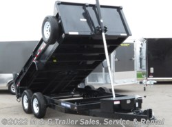 2020 Sure-Trac 14' Dump 14k Trailer - Black