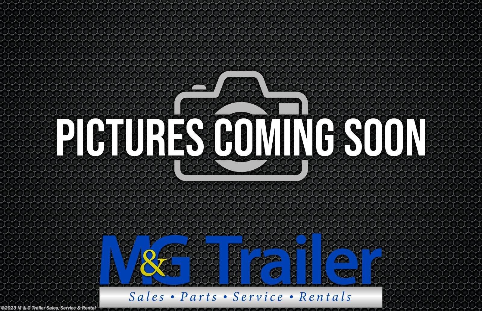 2022 Aluma 6310H BT Aluminum Utility Trailer - Stock #235852