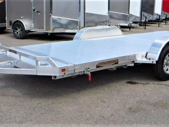 2022 Aluma 8218H Tilt Aluminum Car Hauler available in Ramsey, MN