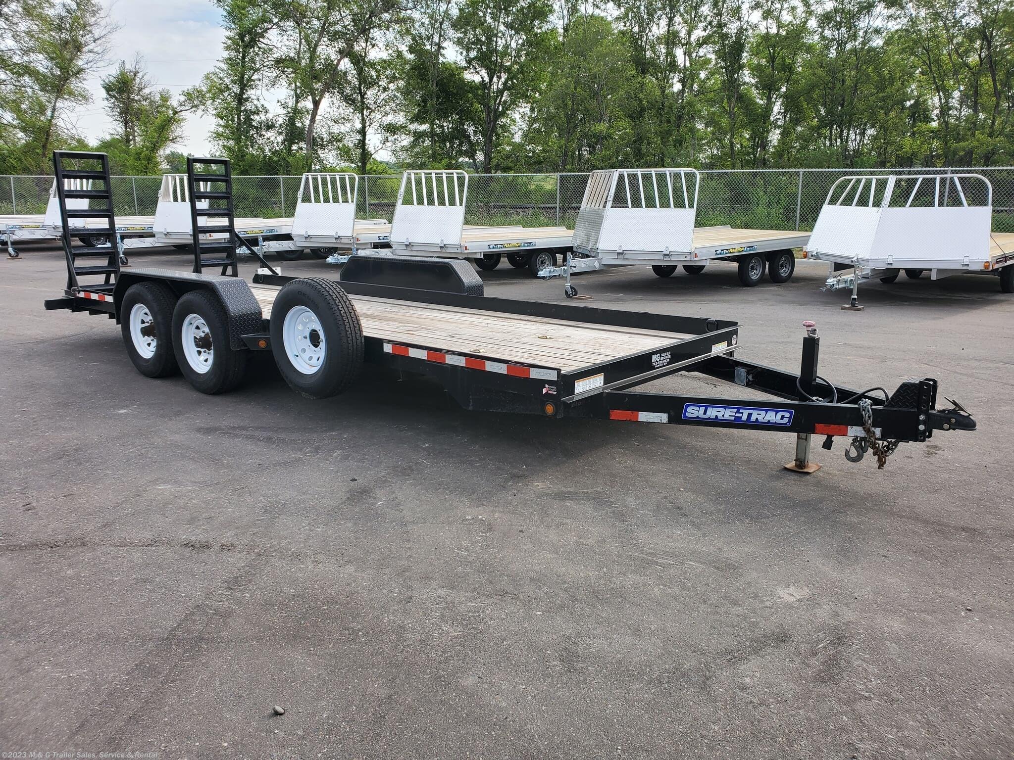2014 Sure-Trac 83x20 14K Equipment - Stock #098408