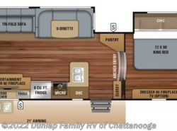 New 2019 Jayco White Hawk 32KBS available in Ringgold, Georgia