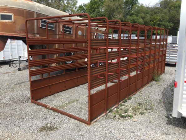2017 Country Blacksmith CATTLE RACK available in Mount Vernon, IL