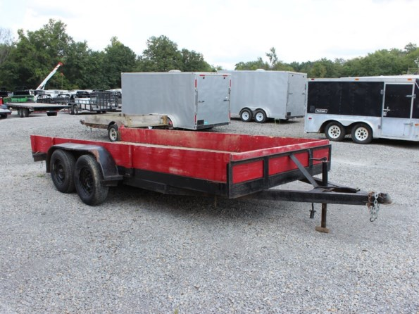 2002 Miscellaneous M&M MFG F16TA2 available in Mount Vernon, IL