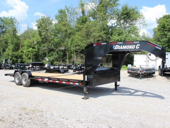 2021 Diamond C HDT207-24X82GN available in Mount Vernon, IL