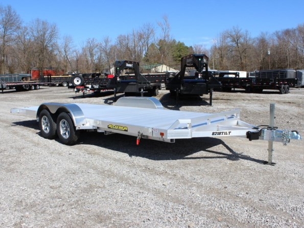 2022 Aluma 8218TILT available in Mount Vernon, IL