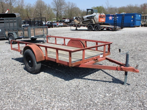 2005 Miscellaneous KARGO USA-10X60TILT available in Mount Vernon, IL