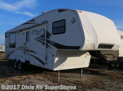 Used 2007  Keystone Cougar 287IBK by Keystone from DIXIE RV SUPERSTORES FLORIDA in Defuniak Springs, FL