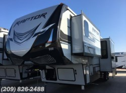 New 2018 Keystone Raptor 353TS available in Los Banos, California