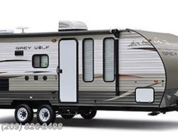 Used 2015  Forest River Grey Wolf 17BH by Forest River from www.RVToscano.com in Los Banos, CA