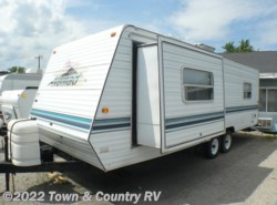 Used 2001  Skyline  Nomad Scout 272 by Skyline from Town & Country RV in Clyde, OH