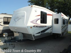 Used 2007  CrossRoads Cruiser 28FB by CrossRoads from Town & Country RV in Clyde, OH