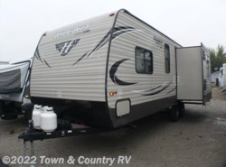Used 2017  Keystone Hideout 252LHS by Keystone from Town & Country RV in Clyde, OH