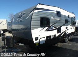 New 2018  Jayco Octane Super Lite 222 by Jayco from Town & Country RV in Clyde, OH